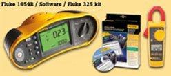Fluke 1654B + Software + Fluke 325