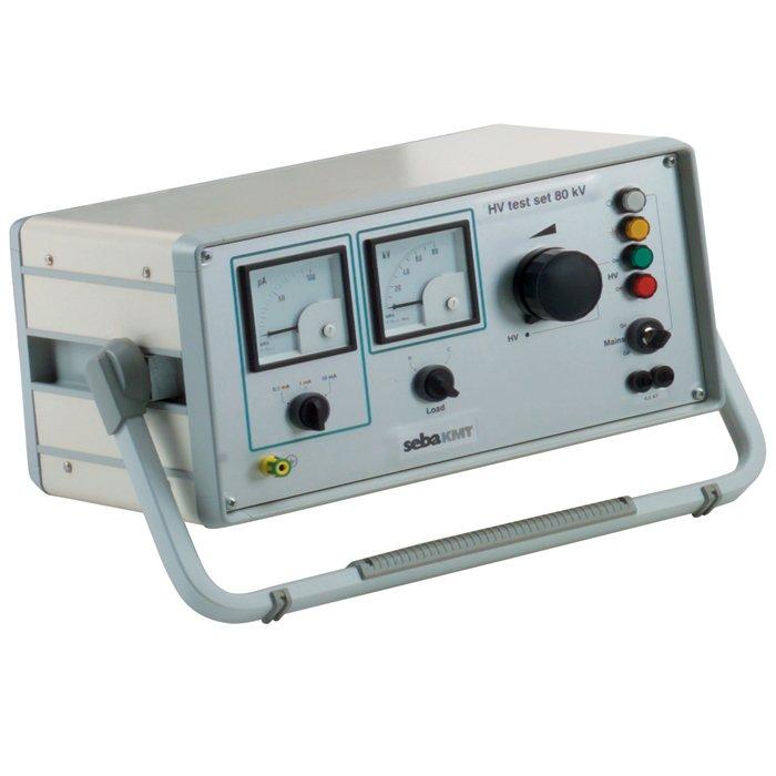 Seba KMT HV Test Set 50/80/110 kV - Portable HV Test Set
