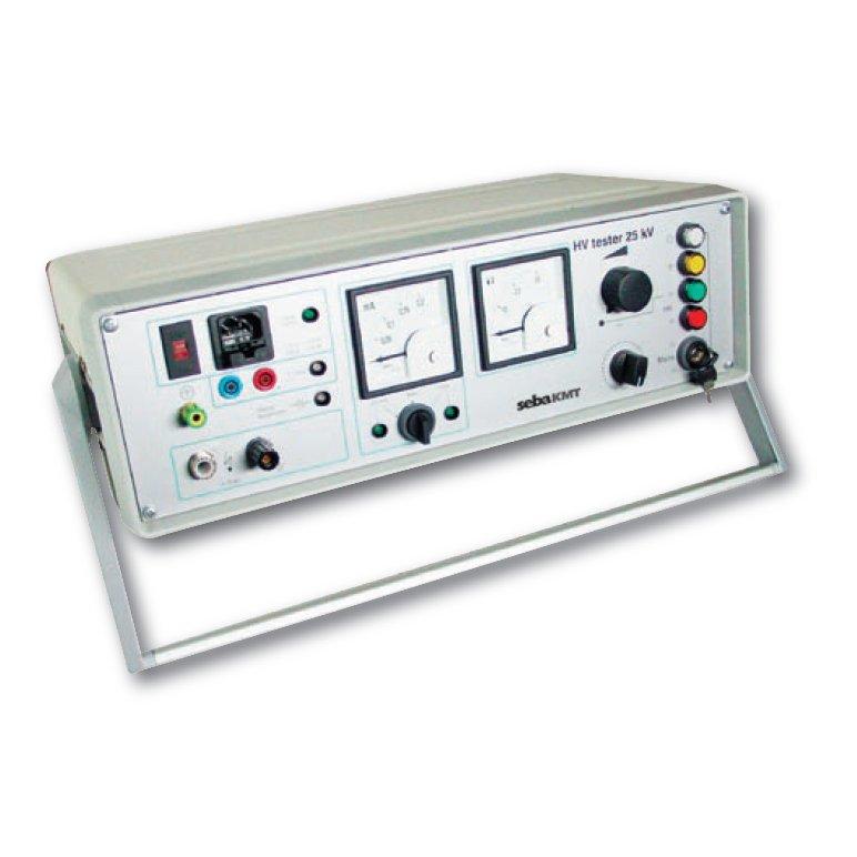 Seba KMT HV Tester 25 kV – Portable HV Tester