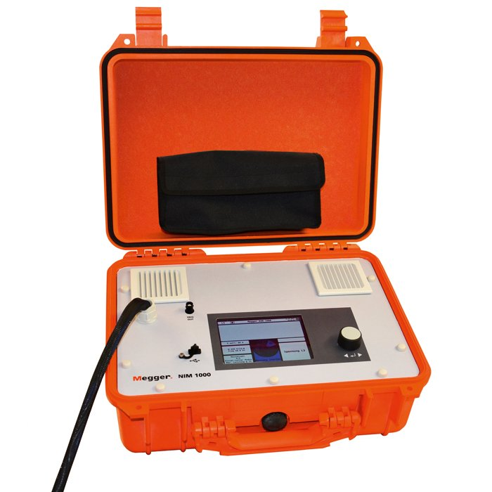 Seba KMT NIM 1000 Net Impedance Meter