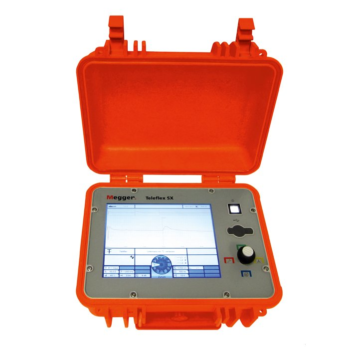 Seba KMT Teleflex SX – Portable reflectometer for fault location systems