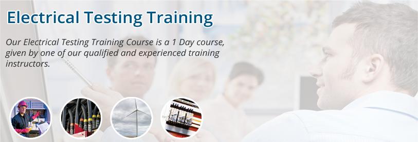 Electrical Testing Training