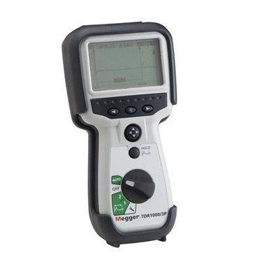 Megger TDR1000/3 – Handheld Time Domain Reflectometer