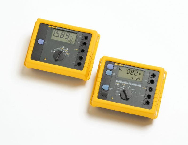Fluke 1620 Series GEO Earth Ground Testers