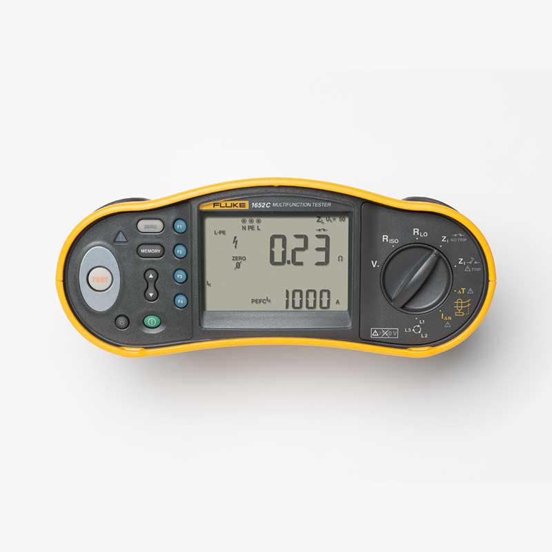Fluke 1652C – Installation Tester