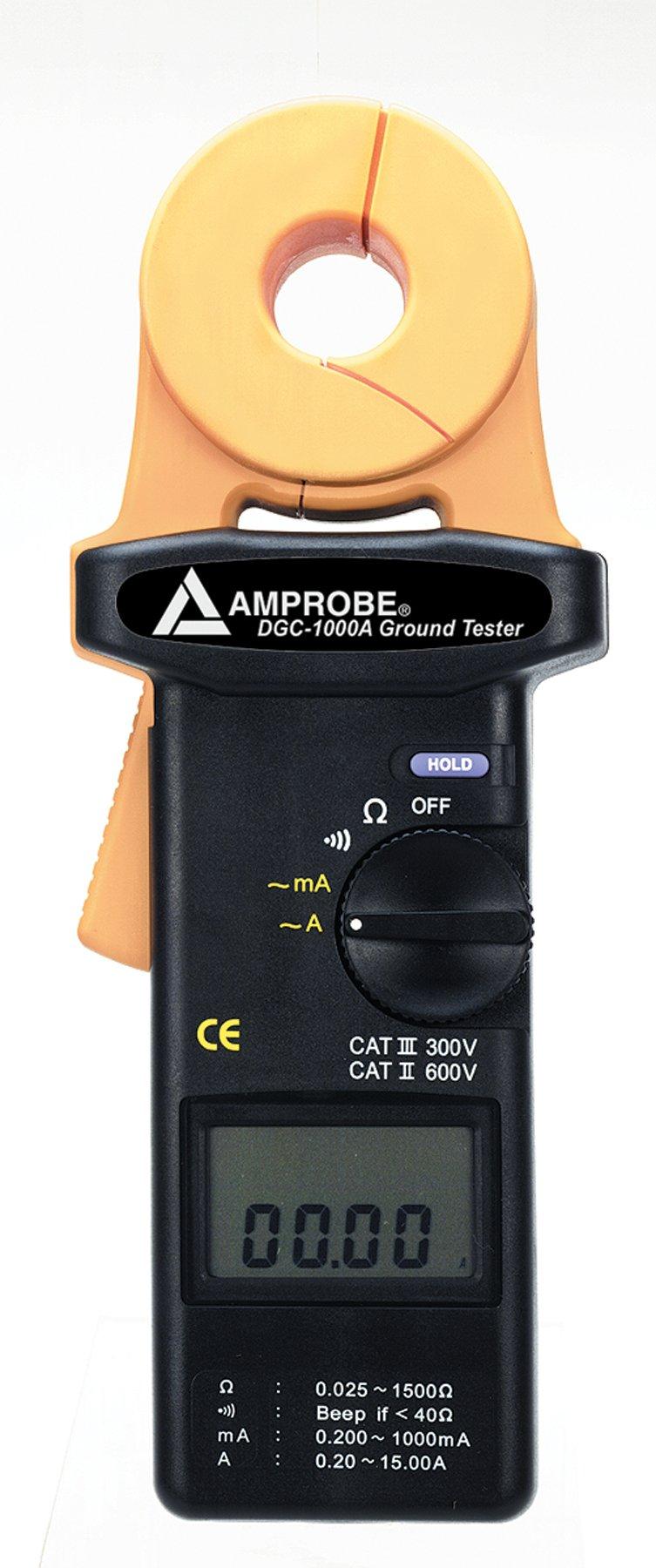 Beha-Amprobe DGC-1000A Earth Resistance Clamp Meter