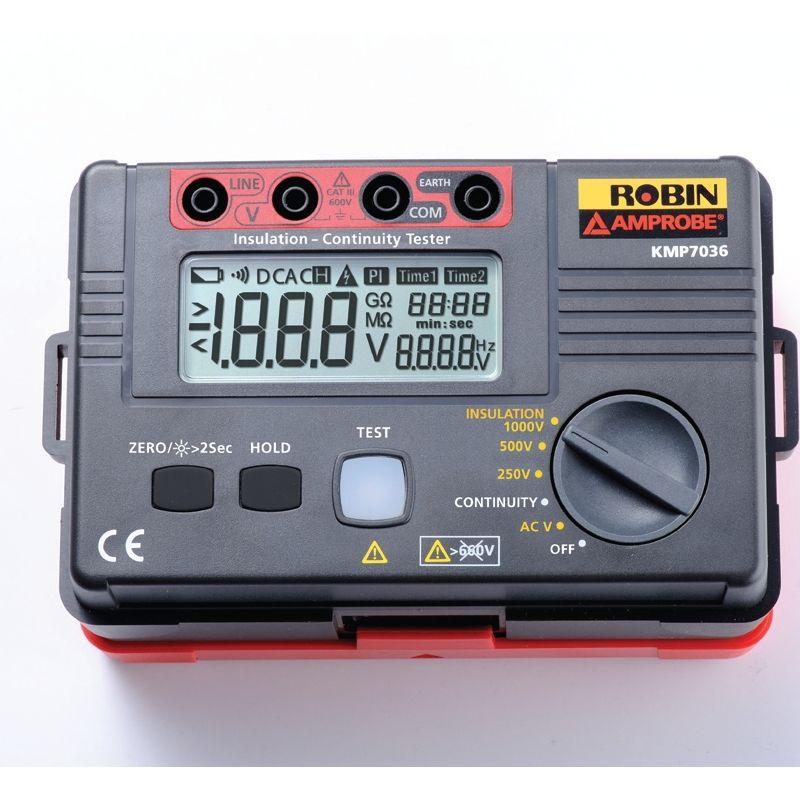 Beha-Amprobe KMP7030 – Loop Impedance Tester
