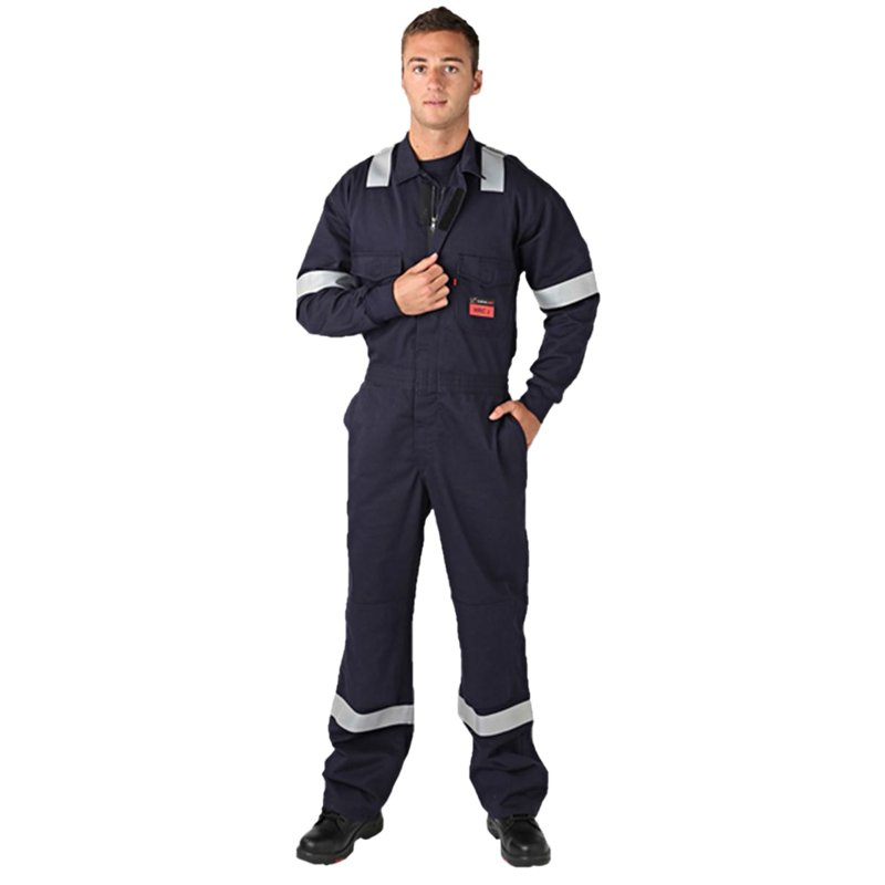 Arc Flash Coverall, Anti-Static, 12.5 cal/cm²