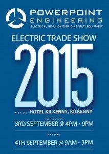 Electrical Trade Show Kilkenny 2015