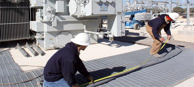 Substation Safety Equipment Surveys