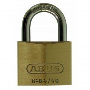 ABUS Brass Safety Padlock