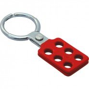 Lockout Safety Aluminium Lockout Hasp (38 mm diameter)