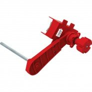 Lockout Safety Base Clamping Unit  (31mm * 41mm) + Blocking Arm (31mm * 41mm)