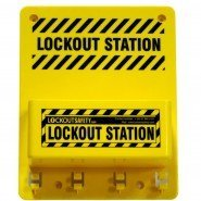 Lockout Safety Compact Lockout Station