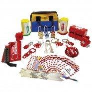 Lockout Safety Cylinder & Pneumatic Lockout Kit