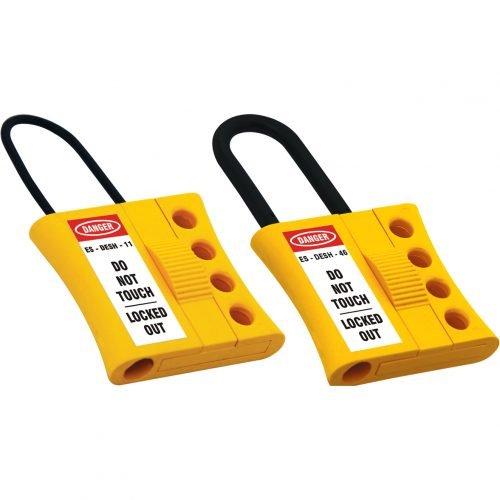 Lockout Safety Dielectric Slider Lockout Hasp