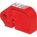 Lockout Safety Electrical Fuse Lockout
