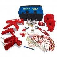 Lockout Safety Valve Lockout Kit