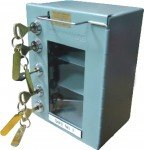 Lockout Safety Heavy Duty Safety Lockout Box