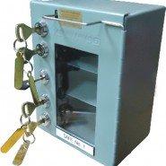 Lockout Safety Heavy Duty Safety Lockout Box