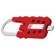 Lockout Safety Multipurpose Cable Lockout Hasp (Without Cable)