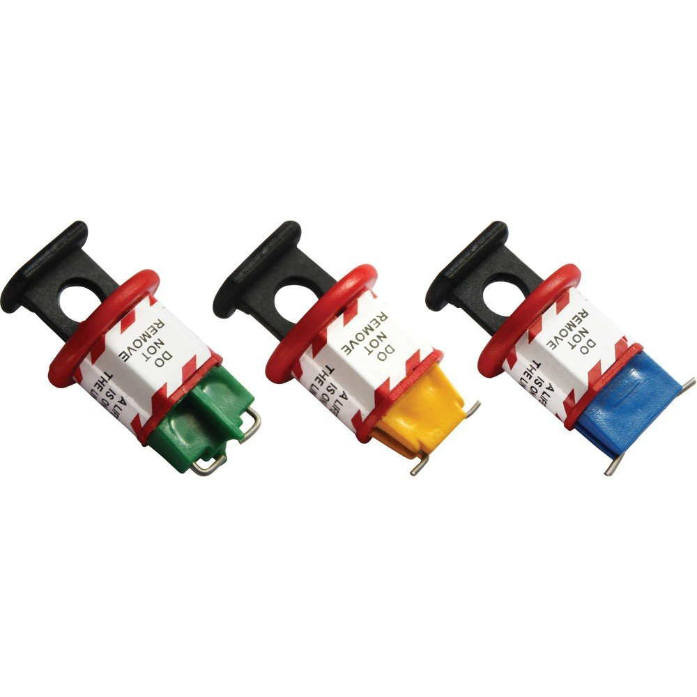 Mcb Circuit Breaker Lockouts Lockout Tagout Identification Labels