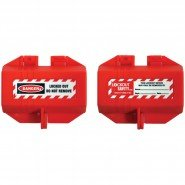Lockout Safety Square Electrical Plug Lockout – Small & Large