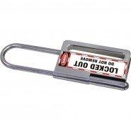 Lockout Safety Heavy Duty Lockout Hasp – 6 Locks (76 mm diameter)