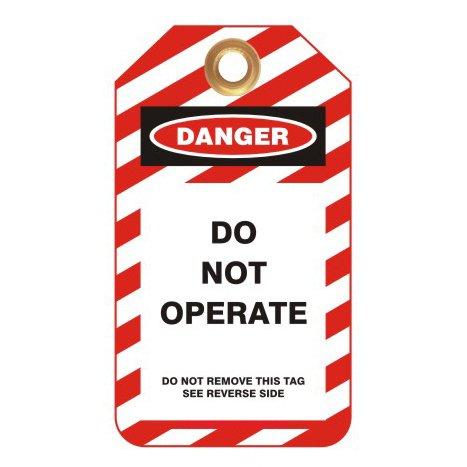 Lockout Safety Standard Lockout Tags|Lockout Safety Standard Lockout Tags|Lockout Safety Standard Lockout Tags