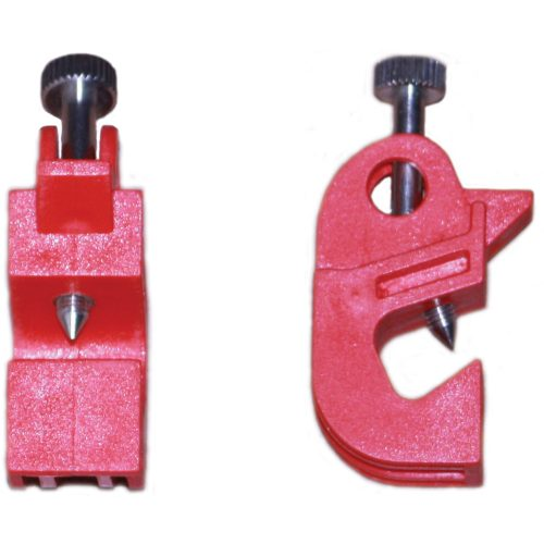 Lockout Safety Universal Toggle Lockout - A Tail Type with Twister Screw