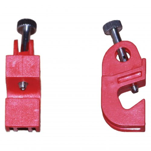 Lockout Safety Universal Toggle Lockout - B Type with Twister Screw