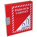 Lockout Safety Padlock Cabinet