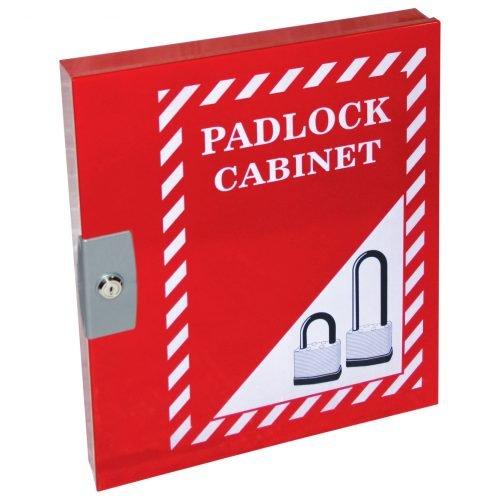 Lockout Station Padlock Cabinet