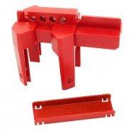 Master Lock 4-leg Quarter Turn Valve Lockout (12.7 mm to 50.8 mm)