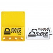 Master Lock Compact Lockout Station