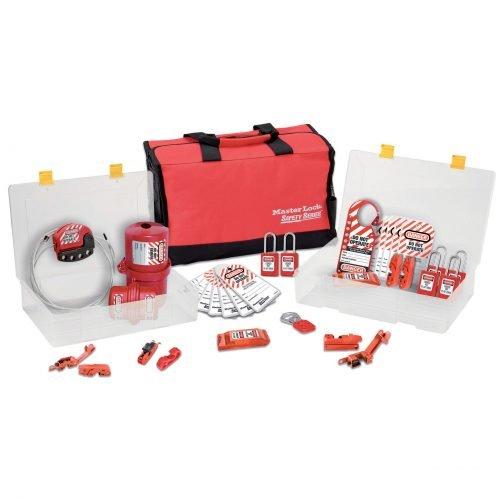 Master Lock Group Electrical Lockout Kit