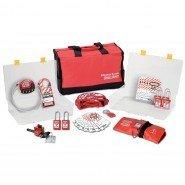 Masterlock 1458VS31 Group Valve Lockout Kit