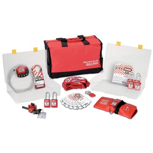 Master Lock Group Valve Lockout Kit