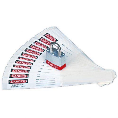 Master Lock Maintenance Flags (Pack of 100)