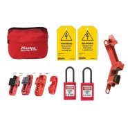 Master Lock Personal Electrical Lockout Kit (Pouch)