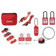Master Lock Personal General Maintenance Lockout Kit