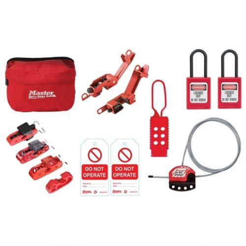 Master Lock Personal General Maintenance Lockout Kit