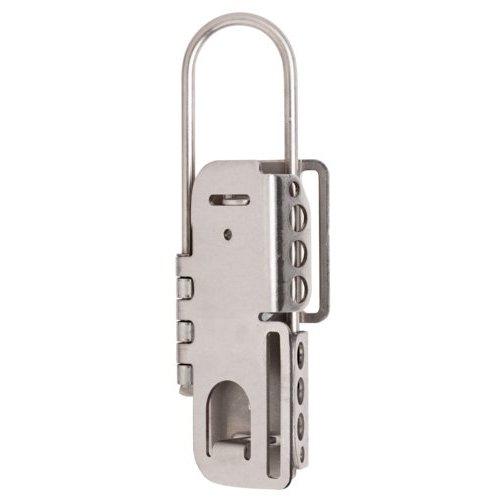 Master Lock Stainless Steel Hasp