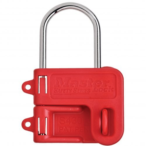 Master Lock Steel Lockout HASP