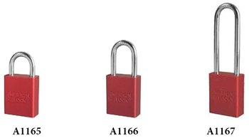 Masterlock A1165 A1166 A1167 Padlocks