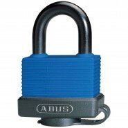 ABUS Fully Insulated Brass Safety Padlock