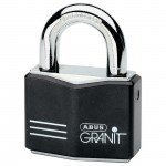 ABUS Alloy Steel Safety Padlock (Pack of 3)