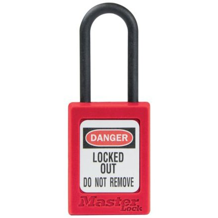 Master Lock Dielectric Thermoplastic Safety Padlock (4.76mm Shackle)|Master Lock Dielectric Thermoplastic Safety Padlock (4.76mm Shackle)|Master Lock Dielectric Thermoplastic Safety Padlock (4.76mm Shackle)