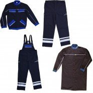 BSD CLASSIC ARC FLASH JACKET, TROUSERS, DUNGAREES AND SWITCHING COAT &#8211; Class 1, 37.7 CAL/cm<sup>2</sup>