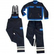 BSD COMFORT ARC FLASH JACKET, DUNGAREES AND TROUSERS &#8211; 22.0 CAL/cm<sup>2</sup> &#8211; CLASS 2